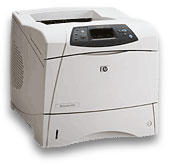 HP 4350N Network Ready Refurbished Laser Printer Q5407A